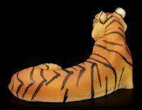 Tiger Figur - Liegend auf dem Boden