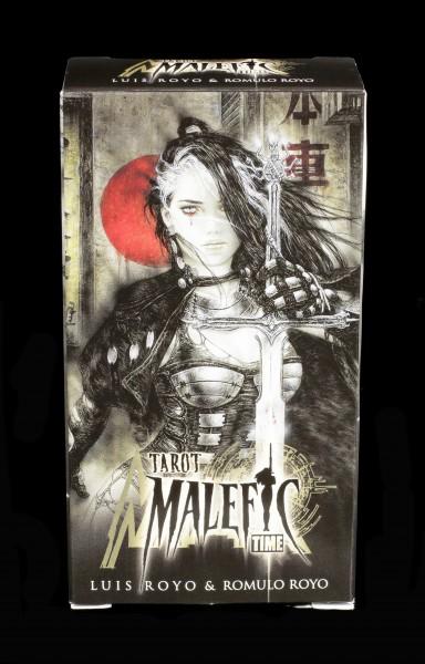 Tarot Karten - Malefic Time