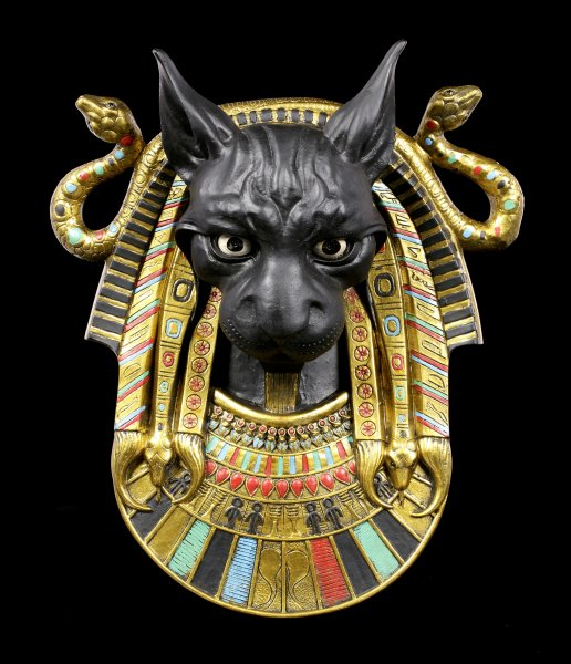 Wall Plaque - Bastet large