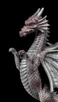 Brieföffner Drache - Red Double Dragon