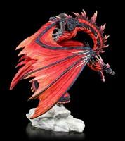 Drachen Figur - Bloodfire