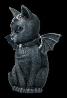 Occult Cat Figurine with Wings - Malpuss