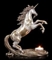 Unicorn Figurine Tealight Holder