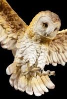 Owl Figurine for Hanging - Wisdom Flight