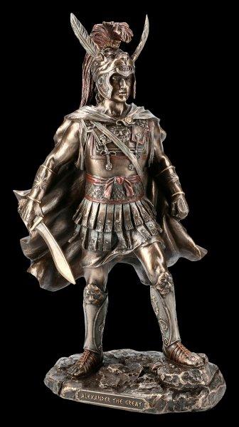 Alexander Great Figurine with Sword