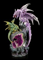 Dragon Figurine with LED - Mothers Favorite