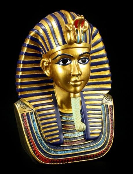 Tutanchamun Büste - mittel
