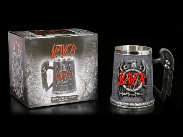 Slayer Tankard - Eagle Emblem