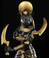 Egypt Sekhmet Warrior Figurine