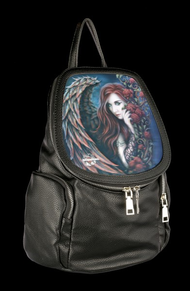 3D Backpack with Angel - Daemon la Rosa