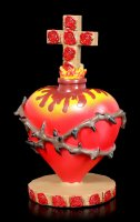 Day of the Dead Figur - Sacred Heart
