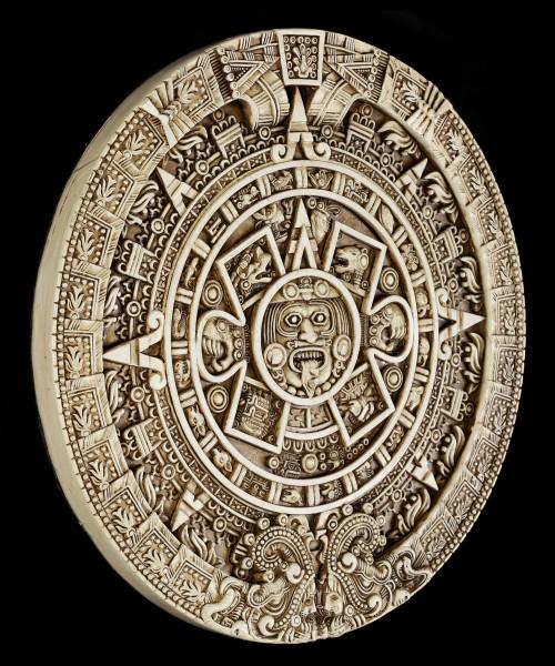 Wandrelief - Azteken Kalender