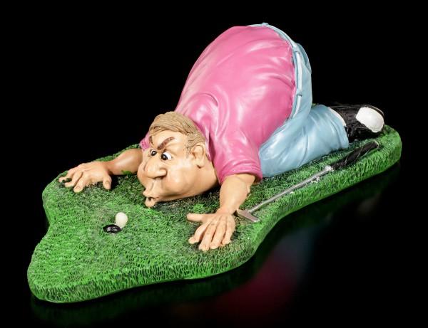 Golf Player Figurine - Blow for Par