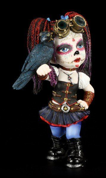 Day of the Dead Figur - Clockwork Candy