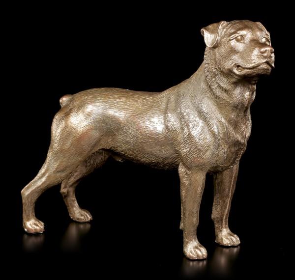 Hunde Figur - Rottweiler stehend