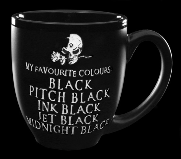 Alchemy Gothic Tasse - My Favourite Colours