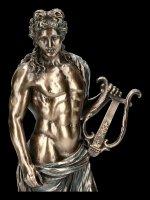 Apollo Figurine - Sun God with Lyra