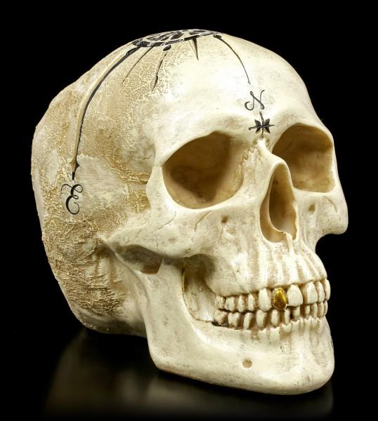 Skull - Dead Man's Map
