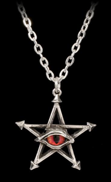 Alchemy Gothic Halskette - Red Curse