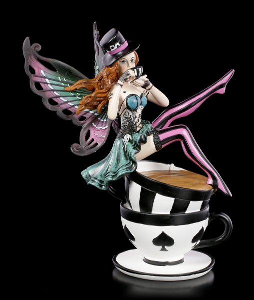 Wonderland Fairy Figurine - Hatter