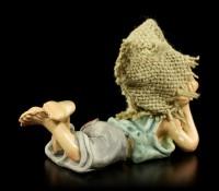 Pixie Goblin Figure Dreaming - Oh yeah...