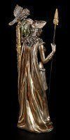 Athena Figurine with Shield and Owl