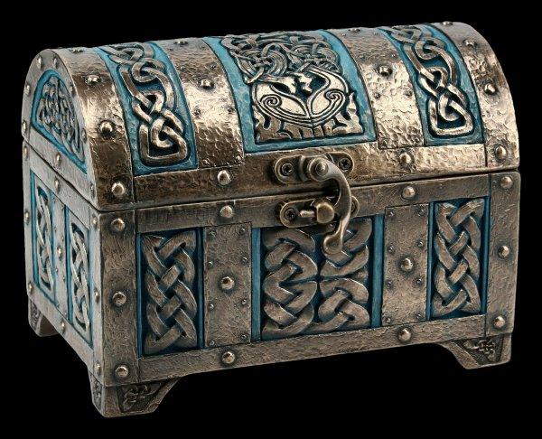 Viking Treasure Chest - Valhalla's Vault