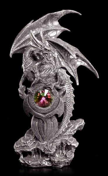 Dragon Figurine - Alastar guards Diamond