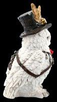 Steampunk Cogsmiths Owl Figurine