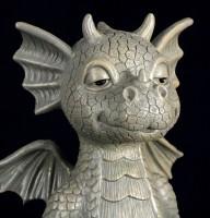 Garden Figurine - Yoga Dragon