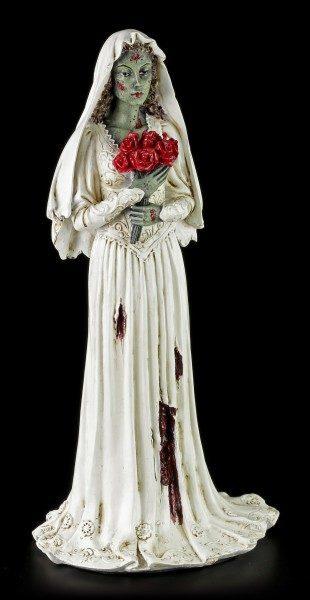 Zombie Figur - Die Braut - Über den Tod hinaus