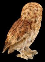 Great Gray Owl Figurine