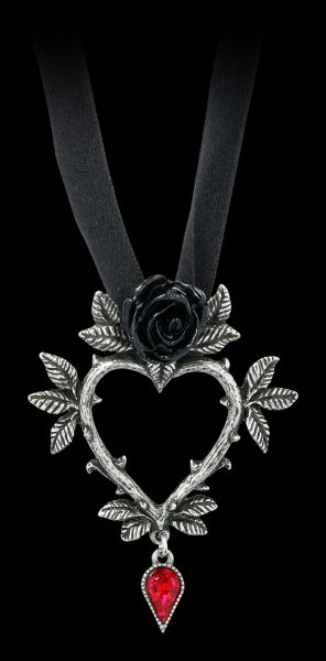 Alchemy Heart Necklace - Guirlande d'Amour