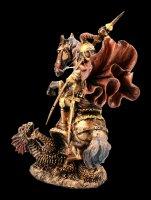 Heiliger Georg Figur - klein