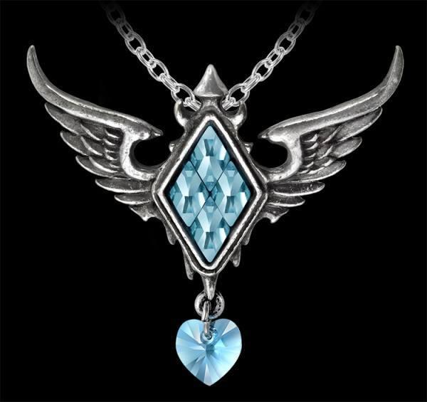 Alchemy Gothic Halskette - Frozen Heart