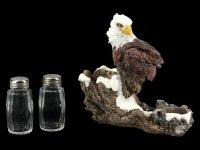 Salz- und Pfefferstreuer - Adler