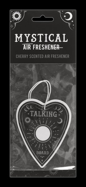 Planchette Air Freshener - Cherry