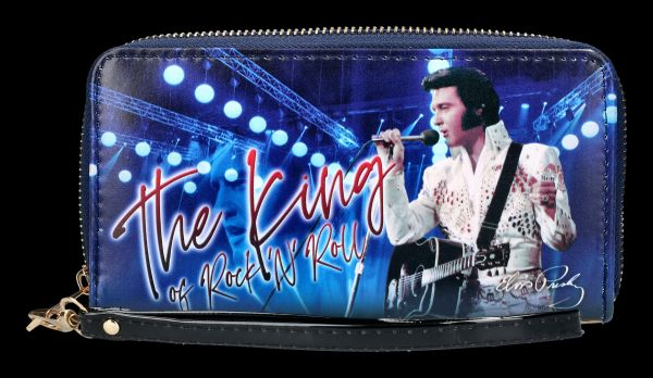 Purse Elvis Presley - The King of Rock and Roll