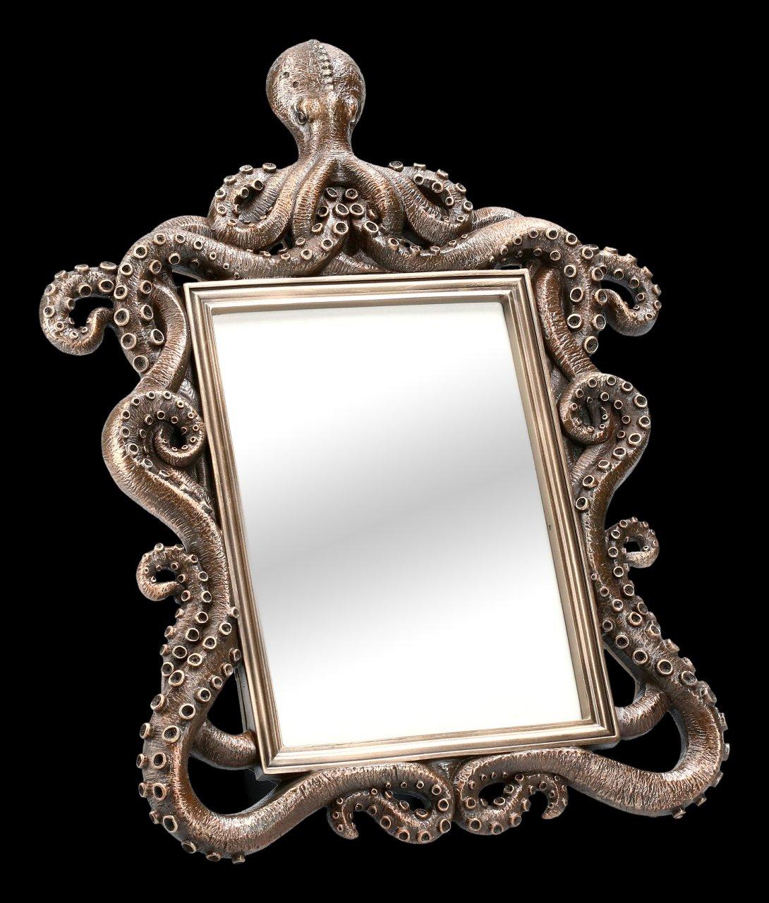 Kraken Mirror - Octopus