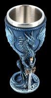 Dragon Goblet - Sea Blade