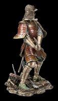 Samurai Figurine - Warrior with Sword