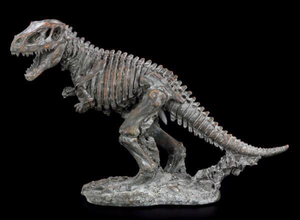 Dinosaur Figurine - Large Tyrannosaurus Rex Skeleton