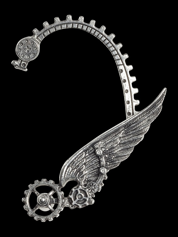 Ikarus - Alchemy Steampunk Ear-Wrap