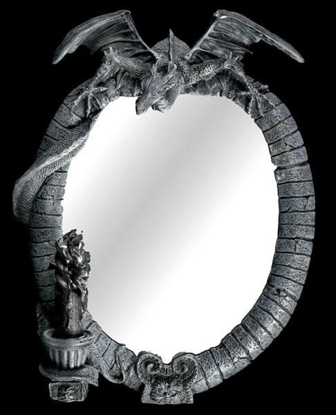 gothic fantasy spiegel g nstig online kaufen. Black Bedroom Furniture Sets. Home Design Ideas