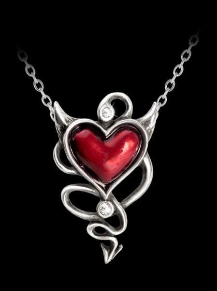 Devil Heart - Alchemy UL17 Pendant