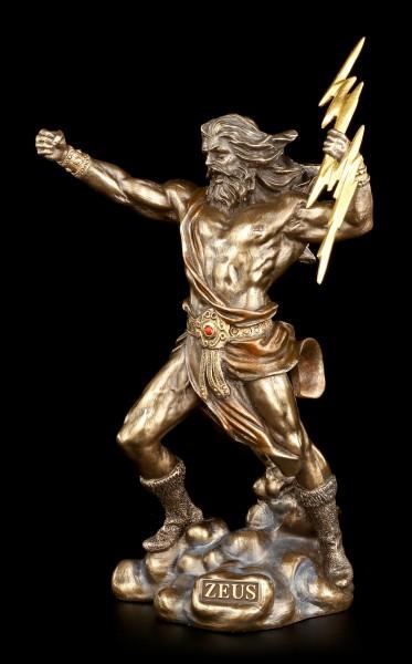 Zeus Figur - Griechischer Göttervater