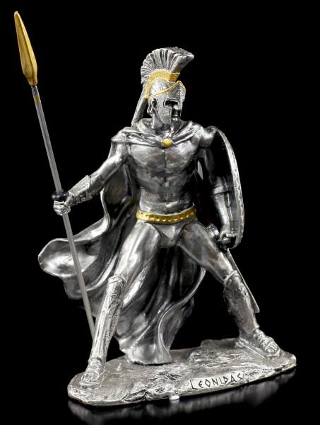 Leonidas Spartan Hero - Pewter Figurine