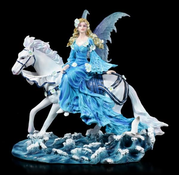 Elfen Figur mit Pferd - Euphoria by Nene Thomas