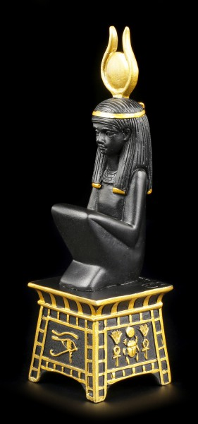 Sitting Isis Figurine