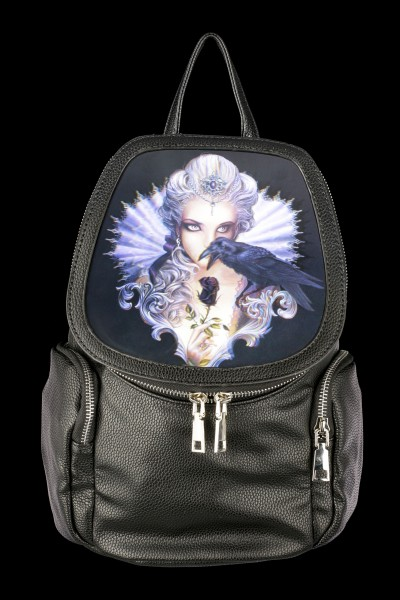 Alchemy Gothic 3D Backpack - Ravenous
